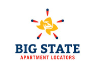 Big State Apartment Locators Logo - Entry #60