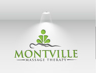 Montville Massage Therapy Logo - Entry #113
