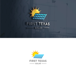First Texas Solar Logo - Entry #155