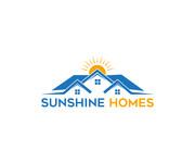 Sunshine Homes Logo - Entry #591