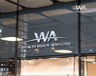 Wealth Vision Advisors Logo - Entry #328