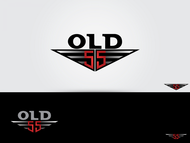 """""""OLD 55"""" - mid-century vintage furniture and wares store Logo - Entry #33"""