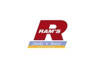 Rams Duty Free + Smoke & Booze Logo - Entry #276
