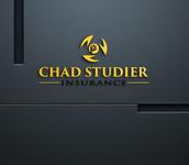 Chad Studier Insurance Logo - Entry #295
