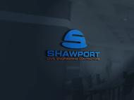 Shawport Civil Engineering Contractors Logo - Entry #32