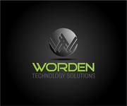 Worden Technology Solutions Logo - Entry #117