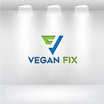 Vegan Fix Logo - Entry #299