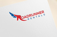 Roadrunner Rentals Logo - Entry #180