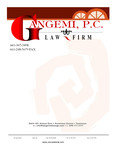 Law firm needs logo for letterhead, website, and business cards - Entry #65