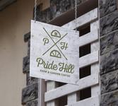 Pride Hill Farm & Garden Center Logo - Entry #84