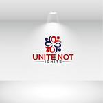 Unite not Ignite Logo - Entry #229
