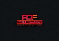 Rams Duty Free + Smoke & Booze Logo - Entry #41
