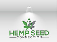 Hemp Seed Connection (HSC) Logo - Entry #36