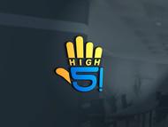 High 5! or High Five! Logo - Entry #34
