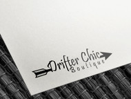 Drifter Chic Boutique Logo - Entry #133