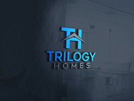 TRILOGY HOMES Logo - Entry #259
