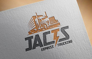 Jacts Express Trucking Logo - Entry #100