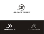 J.T. Carpentry Logo - Entry #11