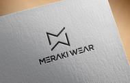 Meraki Wear Logo - Entry #377