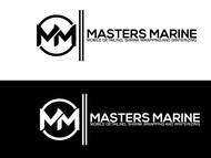 Masters Marine Logo - Entry #447