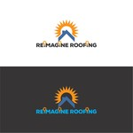 Reimagine Roofing Logo - Entry #49