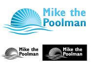 Mike the Poolman  Logo - Entry #111