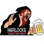 Warlocks Games and Beer Logo - Entry #21