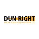 Dun Right Spray Foam and Coating LLC Logo - Entry #2