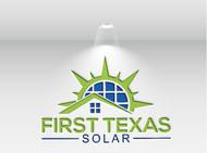 First Texas Solar Logo - Entry #63