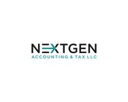 NextGen Accounting & Tax LLC Logo - Entry #140
