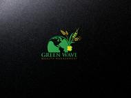 Green Wave Wealth Management Logo - Entry #255