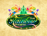 The Rainbow Theatre Logo - Entry #81