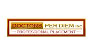 Doctors per Diem Inc Logo - Entry #74