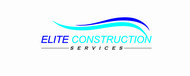 Elite Construction Services or ECS Logo - Entry #90