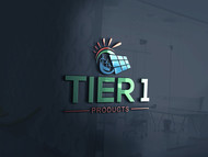 Tier 1 Products Logo - Entry #290