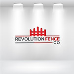 Revolution Fence Co. Logo - Entry #260