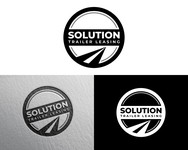 Solution Trailer Leasing Logo - Entry #380