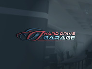 Hard drive garage Logo - Entry #237
