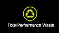 Total Performance Waste Logo - Entry #2