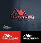 Brothers Security Logo - Entry #100