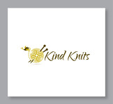 Kind Knits Logo - Entry #73