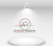 Durweb Website Designs Logo - Entry #250