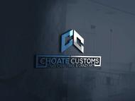 Choate Customs Logo - Entry #188
