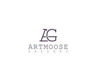 ArtMoose Gallery Logo - Entry #46