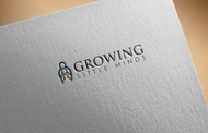 Growing Little Minds Early Learning Center or Growing Little Minds Logo - Entry #59