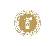 Consolidated Safety of Acadiana / Fire Extinguisher Sales & Service Logo - Entry #30