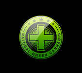 Natural Green Cannabis Logo - Entry #29