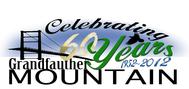 60th Anniversary of Mile High Swinging Bridge Logo - Entry #3