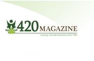 420 Magazine Logo Contest - Entry #55