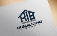 RI Building Corp Logo - Entry #24
